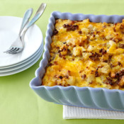 """Down Home"" Hash Brown Casserole"