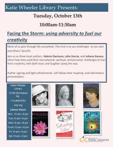 Wheeler-October-Author-Event