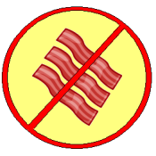 No Bacon???