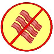 No Bacon???